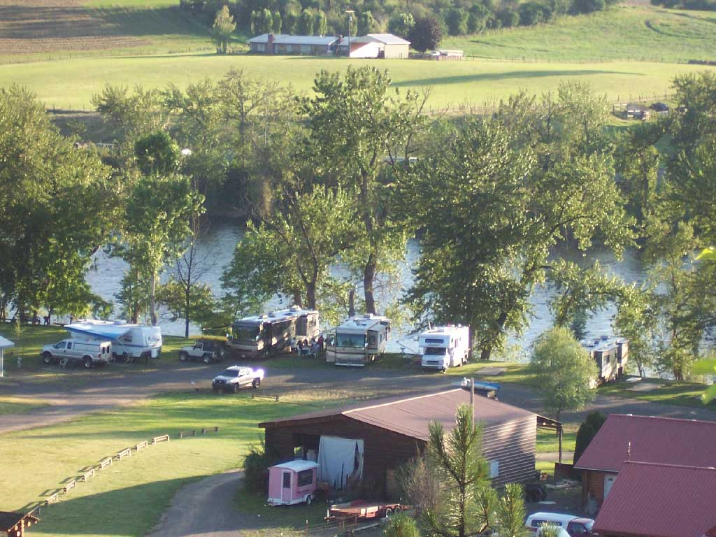 RV Park on the Clearwater River