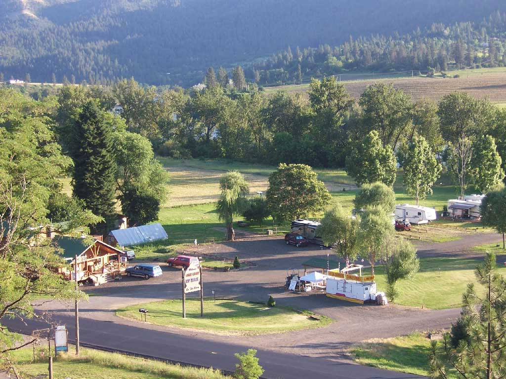 Sites 3 Through 11 Kamiah RV Park